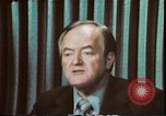 Image of Hubert Humphrey United States USA, 1972, second 10 stock footage video 65675073700