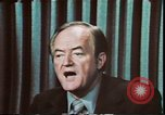 Image of Hubert Humphrey United States USA, 1972, second 11 stock footage video 65675073700