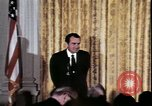 Image of Richard Nixon Washington DC USA, 1971, second 8 stock footage video 65675073703