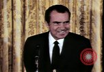 Image of Richard Nixon Washington DC USA, 1971, second 10 stock footage video 65675073703