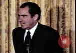 Image of Richard Nixon Washington DC USA, 1971, second 11 stock footage video 65675073703