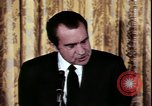 Image of Richard Nixon Washington DC USA, 1971, second 12 stock footage video 65675073703