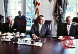 Image of Richard Nixon Washington DC USA, 1971, second 1 stock footage video 65675073706