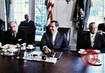 Image of Richard Nixon Washington DC USA, 1971, second 3 stock footage video 65675073706