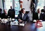 Image of Richard Nixon Washington DC USA, 1971, second 6 stock footage video 65675073706