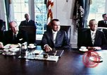 Image of Richard Nixon Washington DC USA, 1971, second 10 stock footage video 65675073706