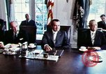 Image of Richard Nixon Washington DC USA, 1971, second 11 stock footage video 65675073706