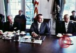 Image of Richard Nixon Washington DC USA, 1971, second 12 stock footage video 65675073706
