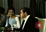 Image of Richard Nixon Tehran Iran, 1972, second 7 stock footage video 65675073711