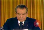 Image of Richard Nixon Washington DC USA, 1973, second 1 stock footage video 65675073715
