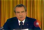 Image of Richard Nixon Washington DC USA, 1973, second 2 stock footage video 65675073715