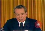 Image of Richard Nixon Washington DC USA, 1973, second 3 stock footage video 65675073715