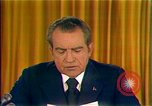 Image of Richard Nixon Washington DC USA, 1973, second 4 stock footage video 65675073715