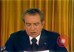 Image of Richard Nixon Washington DC USA, 1973, second 5 stock footage video 65675073715