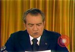 Image of Richard Nixon Washington DC USA, 1973, second 6 stock footage video 65675073715