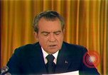 Image of Richard Nixon Washington DC USA, 1973, second 7 stock footage video 65675073715