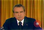 Image of Richard Nixon Washington DC USA, 1973, second 8 stock footage video 65675073715