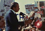Image of Richard Nixon Saginaw Michigan USA, 1974, second 2 stock footage video 65675073723