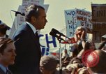 Image of Richard Nixon Saginaw Michigan USA, 1974, second 5 stock footage video 65675073723