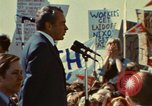 Image of Richard Nixon Saginaw Michigan USA, 1974, second 6 stock footage video 65675073723