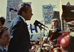 Image of Richard Nixon Saginaw Michigan USA, 1974, second 7 stock footage video 65675073723