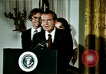 Image of Richard Nixon Washington DC USA, 1974, second 1 stock footage video 65675073727