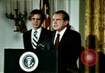 Image of Richard Nixon Washington DC USA, 1974, second 3 stock footage video 65675073727