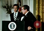 Image of Richard Nixon Washington DC USA, 1974, second 5 stock footage video 65675073727