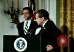 Image of Richard Nixon Washington DC USA, 1974, second 9 stock footage video 65675073727