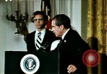Image of Richard Nixon Washington DC USA, 1974, second 10 stock footage video 65675073727