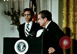Image of Richard Nixon Washington DC USA, 1974, second 11 stock footage video 65675073727