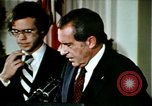 Image of Richard Nixon Washington DC USA, 1974, second 2 stock footage video 65675073728