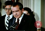 Image of Richard Nixon Washington DC USA, 1974, second 3 stock footage video 65675073728