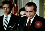 Image of Richard Nixon Washington DC USA, 1974, second 6 stock footage video 65675073728