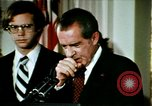 Image of Richard Nixon Washington DC USA, 1974, second 7 stock footage video 65675073728