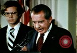 Image of Richard Nixon Washington DC USA, 1974, second 8 stock footage video 65675073728