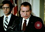 Image of Richard Nixon Washington DC USA, 1974, second 9 stock footage video 65675073728