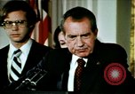 Image of Richard Nixon Washington DC USA, 1974, second 10 stock footage video 65675073728