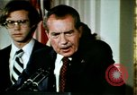 Image of Richard Nixon Washington DC USA, 1974, second 11 stock footage video 65675073728