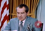 Image of Richard Nixon Washington DC USA, 1973, second 2 stock footage video 65675073753