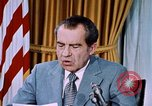 Image of Richard Nixon Washington DC USA, 1973, second 5 stock footage video 65675073753