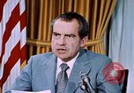 Image of Richard Nixon Washington DC USA, 1973, second 8 stock footage video 65675073753