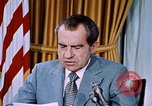 Image of Richard Nixon Washington DC USA, 1973, second 9 stock footage video 65675073753
