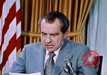 Image of Richard Nixon Washington DC USA, 1973, second 10 stock footage video 65675073753