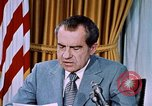 Image of Richard Nixon Washington DC USA, 1973, second 11 stock footage video 65675073753