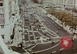Image of demonstrators Washington DC USA, 1969, second 2 stock footage video 65675073765