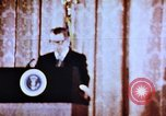 Image of Richard Nixon Washington DC USA, 1972, second 4 stock footage video 65675073771