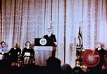 Image of Richard Nixon Washington DC USA, 1972, second 9 stock footage video 65675073771