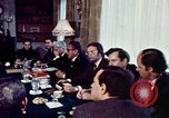Image of Henry Kissinger Paris France, 1973, second 4 stock footage video 65675073773