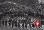 Image of Jewish dancing Munkacs Hungary, 1933, second 3 stock footage video 65675073777